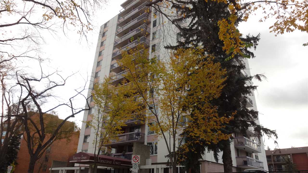 Main Photo: 605 11007 83 Avenue in Edmonton: Zone 15 Condo for sale : MLS(r) # E4067143
