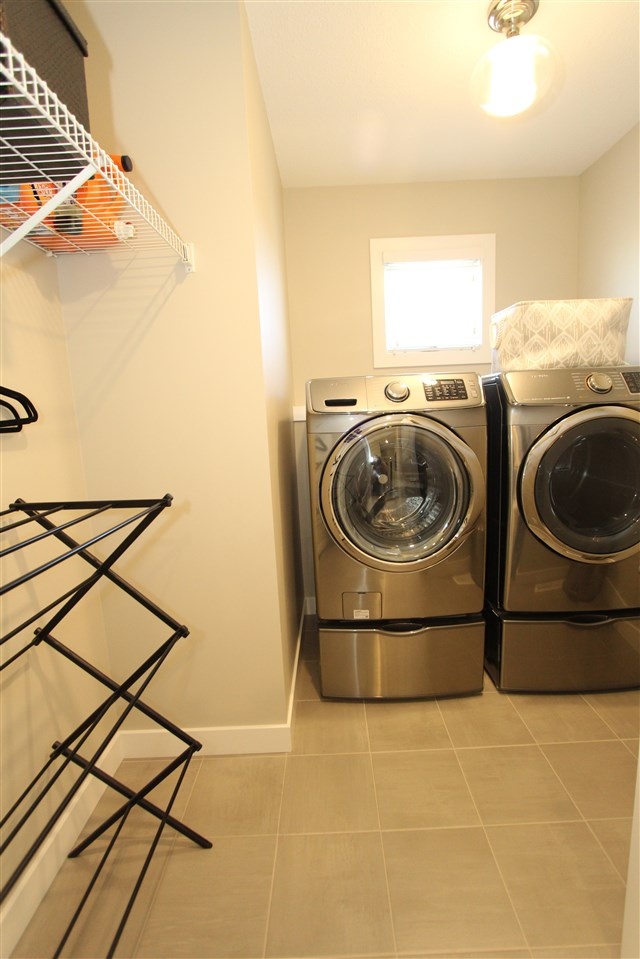 Upper Level Laundry