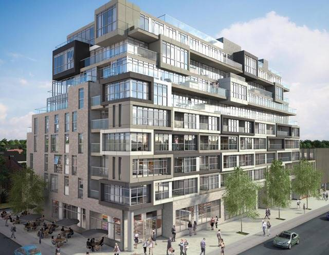 Main Photo: 315 835 W St Clair Avenue in Toronto: Oakwood-Vaughan Condo for lease (Toronto C03)  : MLS(r) # C3851102