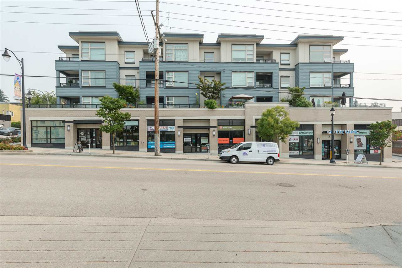 "Main Photo: 106 709 TWELFTH Street in New Westminster: Moody Park Condo for sale in ""SHIFT"" : MLS® # R2195187"
