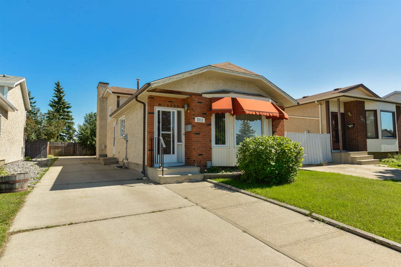 Main Photo: 7211 183A Street in Edmonton: Zone 20 House for sale : MLS® # E4077666