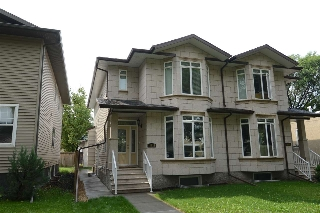 Main Photo:  in Edmonton: Zone 15 House Half Duplex for sale : MLS® # E4078817