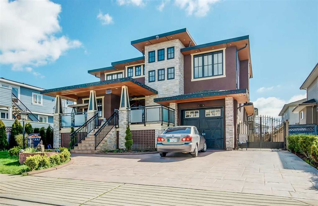 Main Photo: 1222 ECKERT Avenue in New Westminster: Queensborough House for sale : MLS® # R2199779