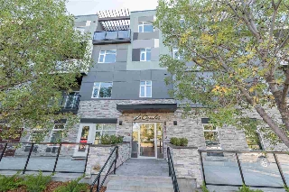 Main Photo: 408 8525 91 Street in Edmonton: Zone 18 Condo for sale : MLS® # E4081155