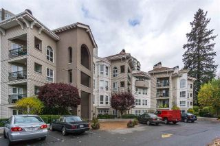 "Main Photo: 412 3172 GLADWIN Road in Abbotsford: Central Abbotsford Condo for sale in ""Regency Park"" : MLS® # R2219258"