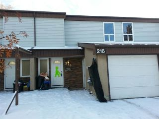 Main Photo: 216 GRANDIN Village: St. Albert Townhouse for sale : MLS® # E4087734