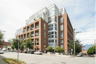 "Main Photo: 614 289 ALEXANDER Street in Vancouver: Hastings Condo for sale in ""THE EDGE"" (Vancouver East)  : MLS® # R2221346"