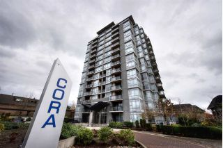 "Main Photo: 306 575 DELESTRE Avenue in Coquitlam: Coquitlam West Condo for sale in ""CORA TOWERS"" : MLS® # R2221873"