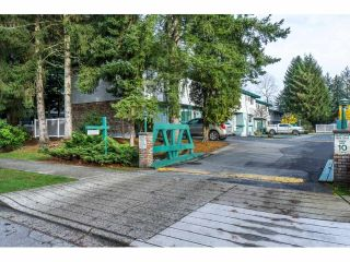 "Main Photo: 89 10842 152 Street in Surrey: Bolivar Heights Townhouse for sale in ""Woodbridge Estates"" (North Surrey)  : MLS®# R2225266"