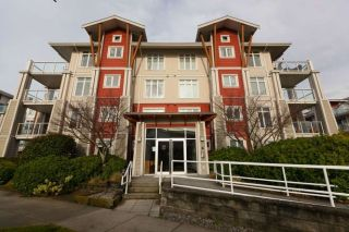 "Main Photo: 413 4211 BAYVIEW Street in Richmond: Steveston South Condo for sale in ""THE VILLAGE"" : MLS® # R2230647"