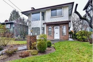 Main Photo: 8349 14 Avenue in Burnaby: East Burnaby House for sale (Burnaby East)  : MLS® # R2235175