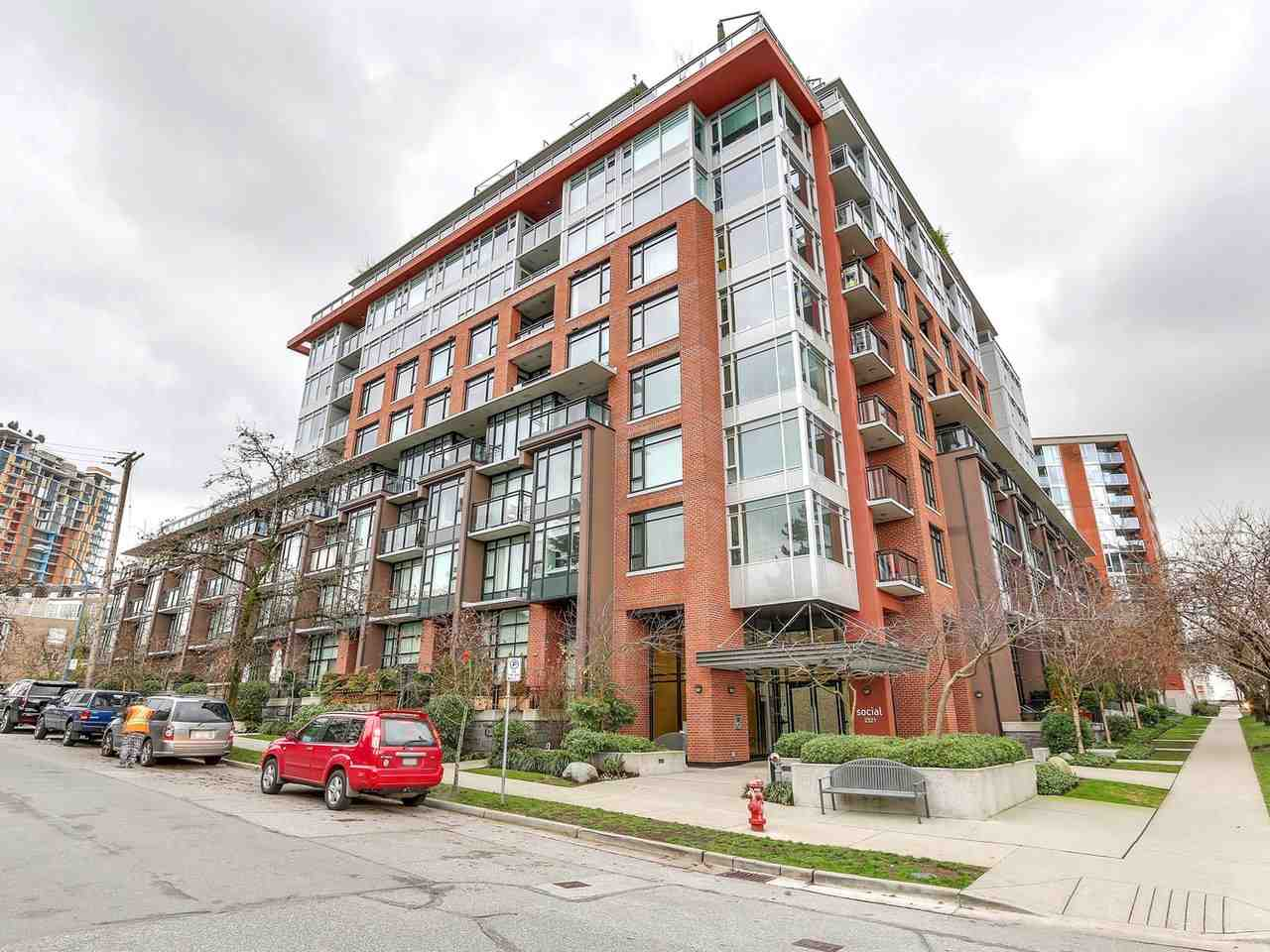 "Main Photo: 308 2321 SCOTIA Street in Vancouver: Mount Pleasant VE Condo for sale in ""THE SOCIAL"" (Vancouver East)  : MLS®# R2237840"
