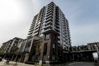 "Main Photo: 804 155 W 1ST Street in North Vancouver: Lower Lonsdale Condo for sale in ""TIME"" : MLS®# R2258885"