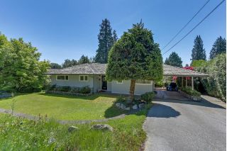 Main Photo: 1570 RENA Crescent in West Vancouver: Queens House for sale : MLS®# R2273385