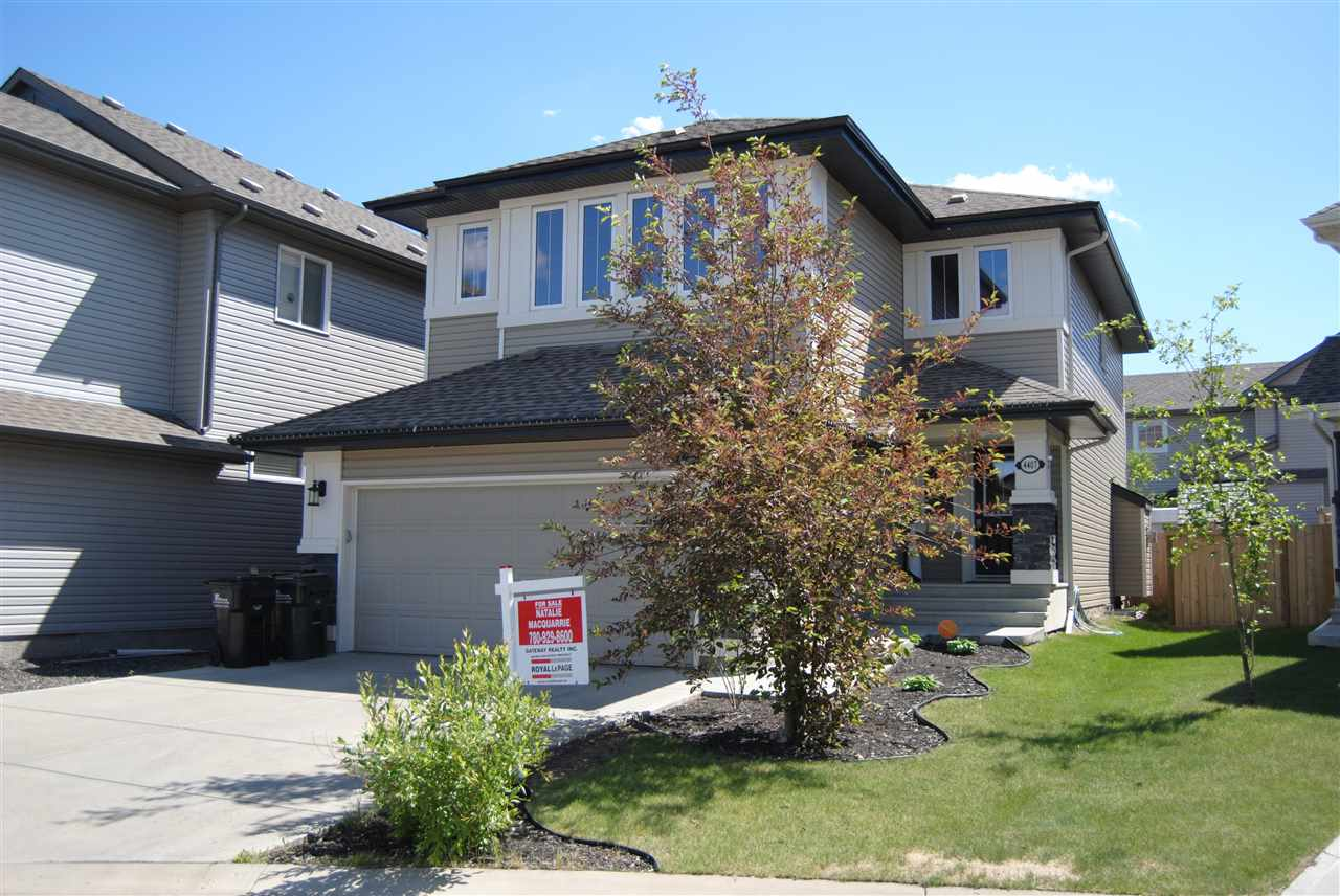 Main Photo: 4407 sunhaven Court: Sherwood Park House for sale : MLS®# E4119080