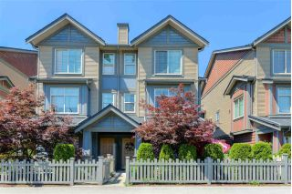 "Main Photo: 77 7121 192 Street in Surrey: Clayton Townhouse for sale in ""ALLEGRO"" (Cloverdale)  : MLS®# R2288837"