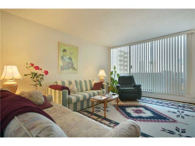 "Photo 2: 1110 4300 MAYBERRY Street in Burnaby: Metrotown Condo for sale in ""TIMES SQUARE"" (Burnaby South)  : MLS(r) # V921816"