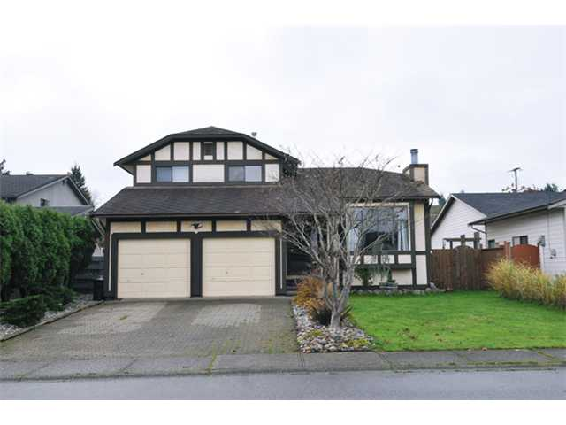 "Main Photo: 22106 ISAAC Crescent in Maple Ridge: West Central House for sale in ""DAVISON SUBDIVISION"" : MLS® # V1036112"