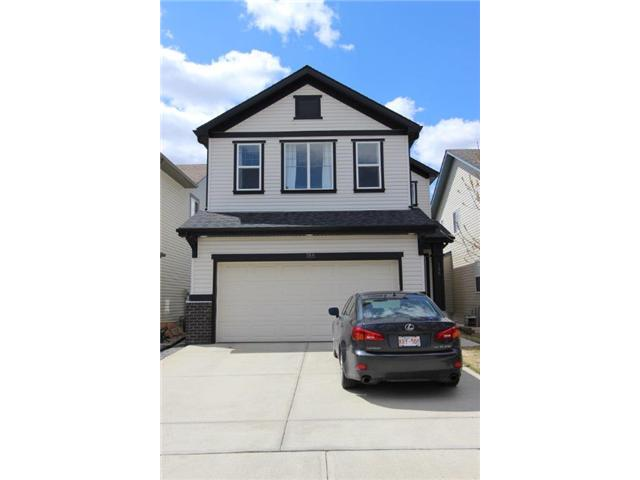 Main Photo: 186 EVANSBROOKE Landing NW in CALGARY: Evanston Residential Detached Single Family for sale (Calgary)  : MLS®# C3615117