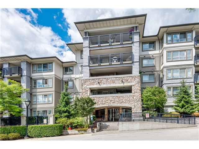 "Main Photo: 206 2951 SILVER SPRINGS Boulevard in Coquitlam: Westwood Plateau Condo for sale in ""TANTALUS"" : MLS(r) # V1136577"
