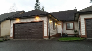"Main Photo: 57 23151 HANEY Bypass in Maple Ridge: East Central Townhouse for sale in ""STONEHOUSE ESTATES"" : MLS(r) # R2015942"