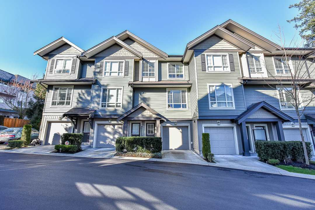 "Main Photo: 8 4967 220 Street in Langley: Murrayville Townhouse for sale in ""WINCHESTER ESTATES"" : MLS® # R2039541"