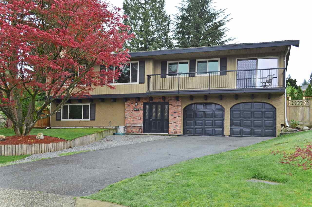 Main Photo: 3226 PINDA Drive in Port Moody: Port Moody Centre House for sale : MLS® # R2054125