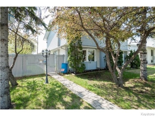 Main Photo: 378 McMeans Avenue East in Winnipeg: Transcona Residential for sale (North East Winnipeg)  : MLS(r) # 1613067