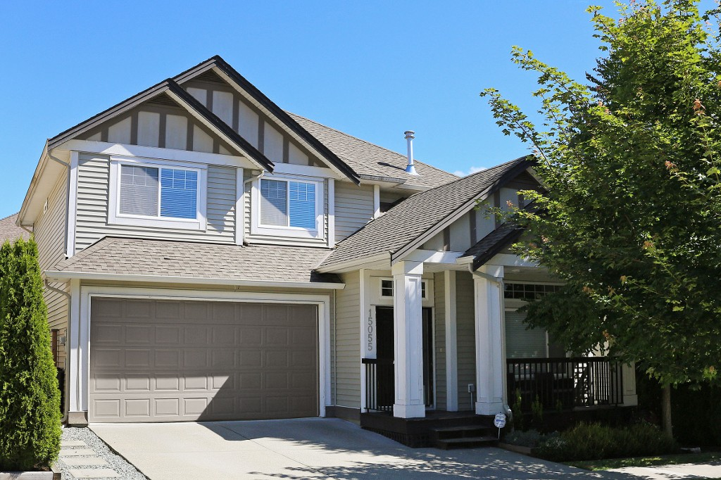 "Main Photo: 15055 61A Avenue in Surrey: Sullivan Station House for sale in ""Whispering Ridge"" : MLS® # R2081467"
