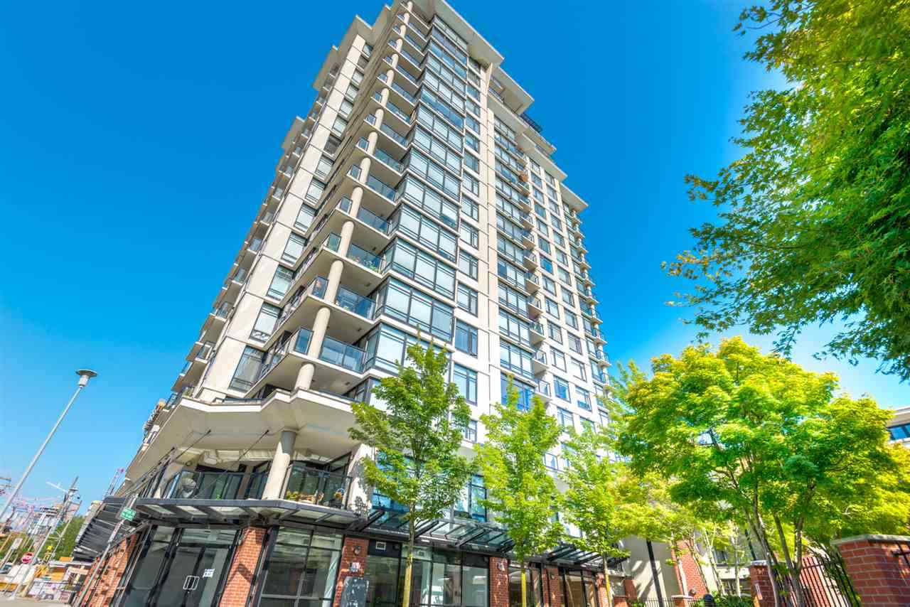 "Main Photo: 503 610 VICTORIA Street in New Westminster: Downtown NW Condo for sale in ""THE POINT"" : MLS® # R2127407"