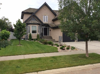 Main Photo: 19 KINGSFORD Crescent: St. Albert House for sale : MLS(r) # E4056110