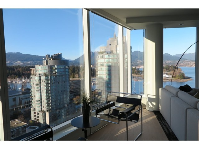 Photo 5: 1701 1499 PENDER Street W in Vancouver West: Home for sale : MLS® # V1109121