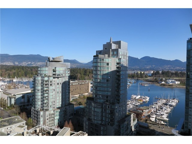 Main Photo: 1701 1499 PENDER Street W in Vancouver West: Home for sale : MLS®# V1109121