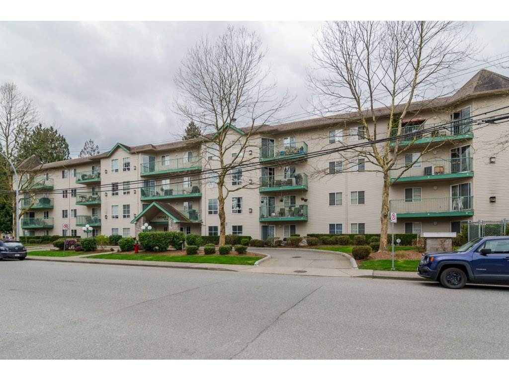 "Main Photo: 308 2435 CENTER Street in Abbotsford: Abbotsford West Condo for sale in ""Cedar Grove"" : MLS®# R2156987"