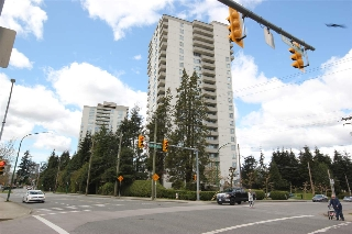 "Main Photo: 1607 5645 BARKER Avenue in Burnaby: Central Park BS Condo for sale in ""CENTRAL PARK PLACE"" (Burnaby South)  : MLS(r) # R2160731"