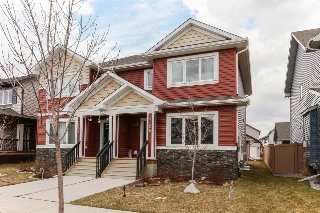 Main Photo: 17106 120 Street in Edmonton: Zone 27 House Half Duplex for sale : MLS(r) # E4061506