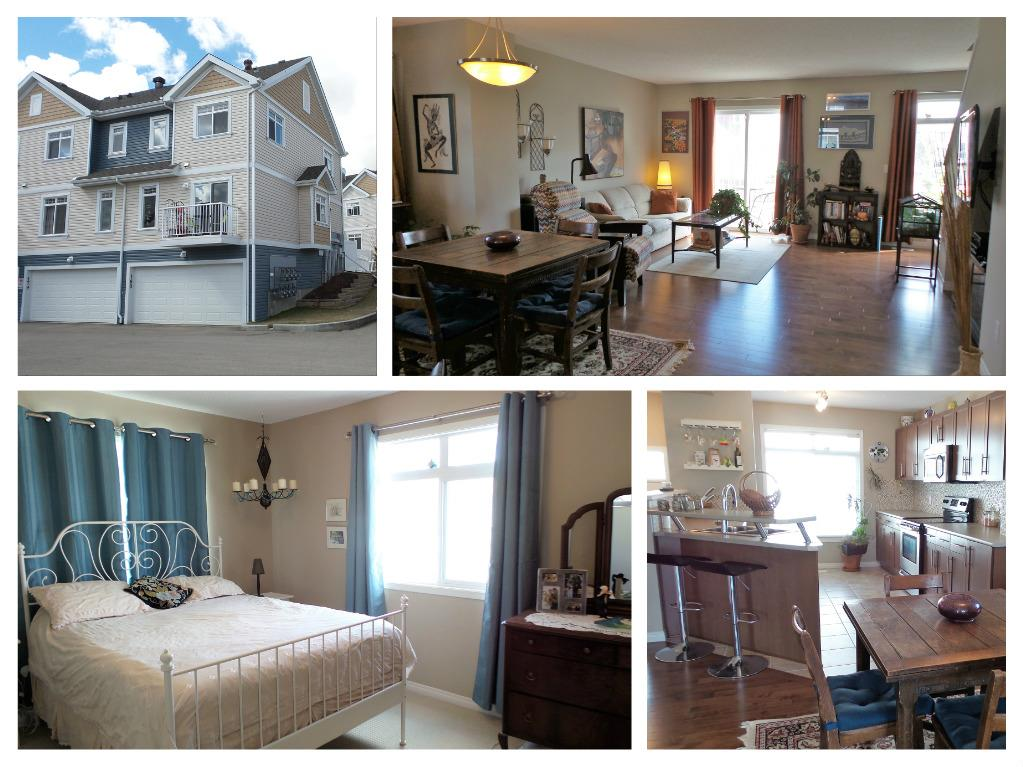 Main Photo: 180 1804 70 Street in Edmonton: Zone 53 Townhouse for sale : MLS® # E4061742