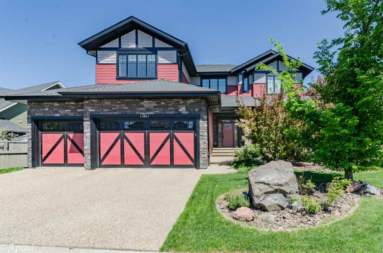 Main Photo: 721 CAINE Boulevard in Edmonton: Zone 55 House for sale : MLS(r) # E4067567