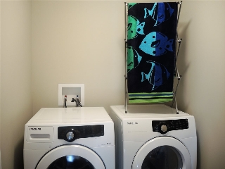 Upstairs laundry room - laundry days will be a breeze