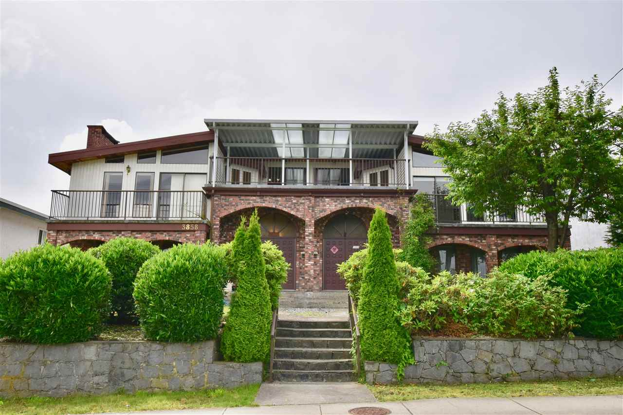 Main Photo: 3856-58 MOSCROP Street in Burnaby: Central Park BS House for sale (Burnaby South)  : MLS(r) # R2181070