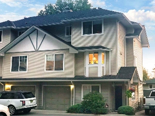 "Main Photo: 35 7640 BLOTT Street in Mission: Mission BC Townhouse for sale in ""AMBERLEA"" : MLS® # R2191475"