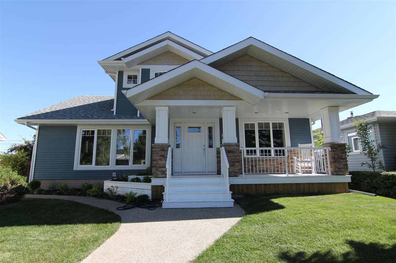 Main Photo: 8209 151 Street in Edmonton: Zone 22 House for sale : MLS® # E4075785