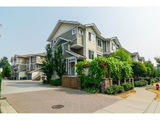 Main Photo: 13 16355 82 Avenue in Surrey: Fleetwood Tynehead Townhouse for sale : MLS® # R2195435