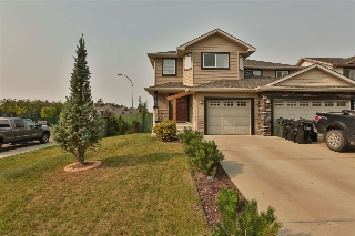 Main Photo: 462 CHARLOTTE Crescent: Sherwood Park House Half Duplex for sale : MLS® # E4077790