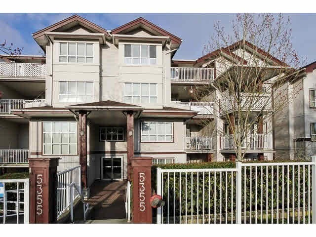 "Main Photo: 109 5355 BOUNDARY Road in Vancouver: Collingwood VE Condo for sale in ""CENTRAL PLACE"" (Vancouver East)  : MLS® # R2197595"