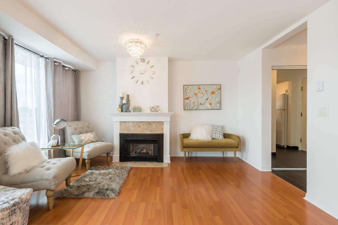 "Main Photo: 402 1353 W 70TH Avenue in Vancouver: Marpole Condo for sale in ""THE WESTERLUND"" (Vancouver West)  : MLS®# R2198649"