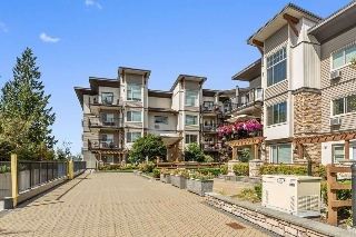 "Main Photo: 214 11935 BURNETT Street in Maple Ridge: East Central Condo for sale in ""KENSINGTON PARK"" : MLS® # R2200805"
