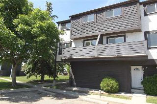 Main Photo: 1554 69 Street in Edmonton: Zone 29 Townhouse for sale : MLS® # E4086113