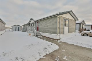 Main Photo: 210 Oakwood Drive NW in Edmonton: Zone 42 Mobile for sale : MLS® # E4089140