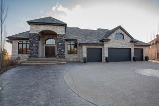 Main Photo: 18 Pinnacle Place: Rural Sturgeon County House for sale : MLS® # E4090028